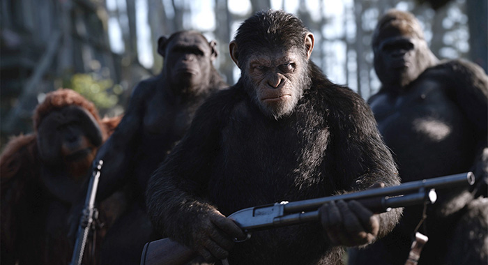 War for the Planet of the Apes (Twentieth Century Fox)