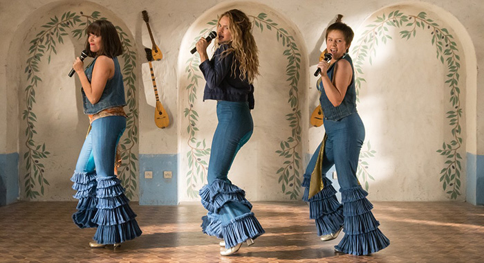 Mamma Mia: Here We Go Again! (Universal Pictures)