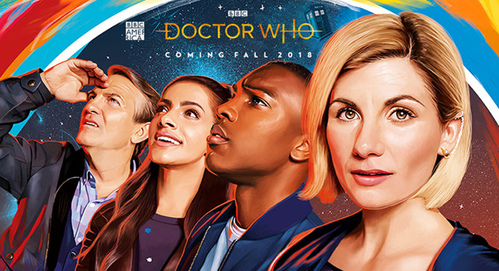 Doctor Who season 11 poster (BBC America)