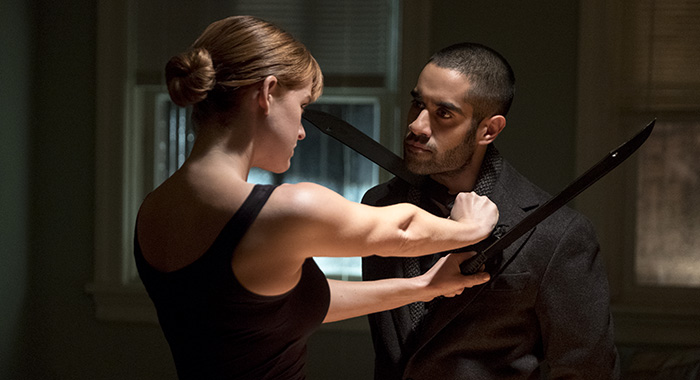 Marvel's Iron Fist SEASON Season 2 EPISODE 3 PHOTO CREDIT Linda Kallerus/Netflix PICTURED Alice Eve, Sacha Dhawan