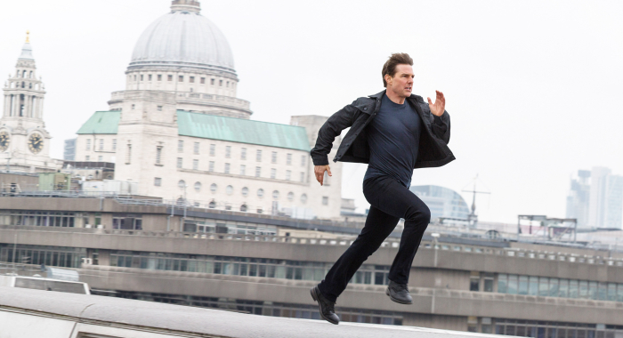 Mission: Impossible - Fallout © Paramount