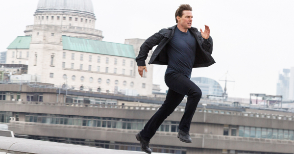 The More Tom Cruise Runs, The Better His Movies Are: A Tomatometer Deep Dive