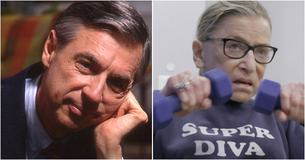 Image result for rbg won't you be my neighbor