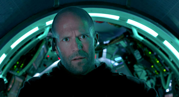 "JASON STATHAM as Jonas Taylor in Warner Bros. Pictures' and Gravity Pictures' science fiction action thriller ""THE MEG."" (Courtesy of Warner Bros. Pictures)"