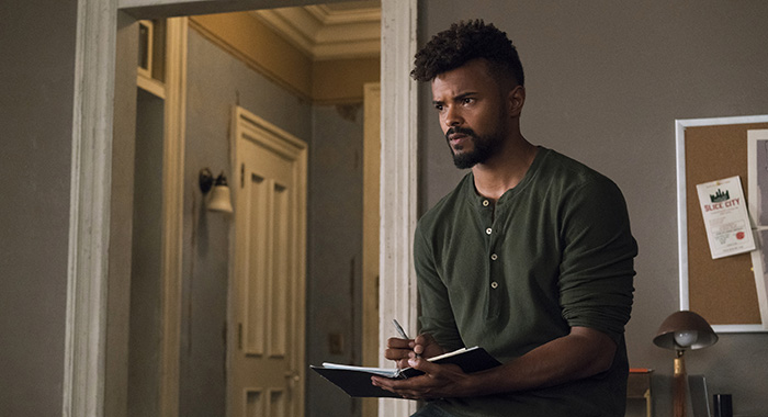 Marvel's Jessica Jones, Season 2, EPISODE 1, PHOTO CREDIT David Giesbrecht/Netflix, PICTURED Eka Darville