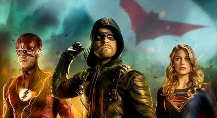 The Flash, Arrow, Supergirl 2018 crossover event (The CW)