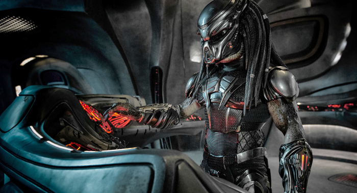 6eb8d4e50 Weekend Box Office Results: The Predator Has Spine With $24 Million ...