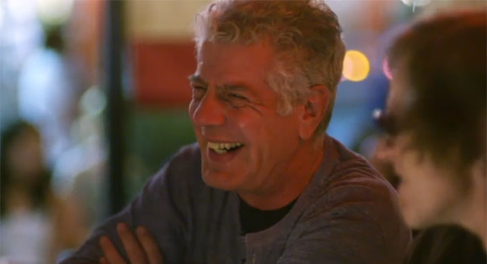 Screencap trailer Anthony Bourdain: Parts Unknown - Seattle (CNN)