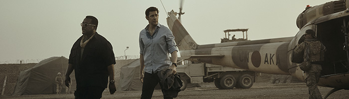 Tom Clancy's Jack Ryan stars Wendell Pierce and John Krasinski (James Minchin III/Amazon)