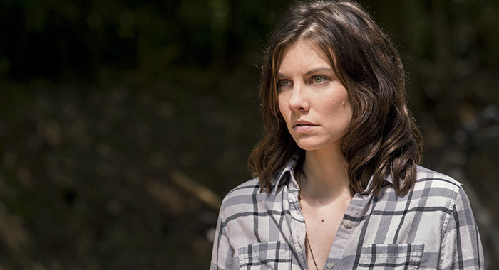 Lauren Cohan as Maggie Rhee - The Walking Dead _ Season 9, Episode 1 - Photo Credit: Jackson Lee Davis/AMC
