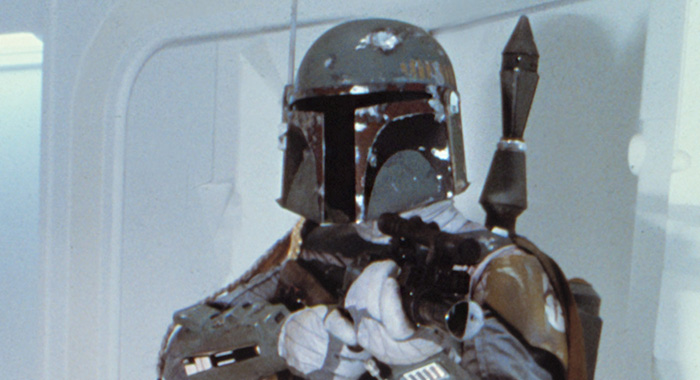 STAR WARS EPISODE V: THE EMPIRE STRIKES BACK, Jeremy Bulloch, as Boba Fett, 1980