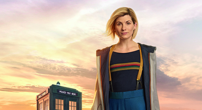 Jodie Whittaker in Doctor Who Series 11 Costume Reveal (BBC America)