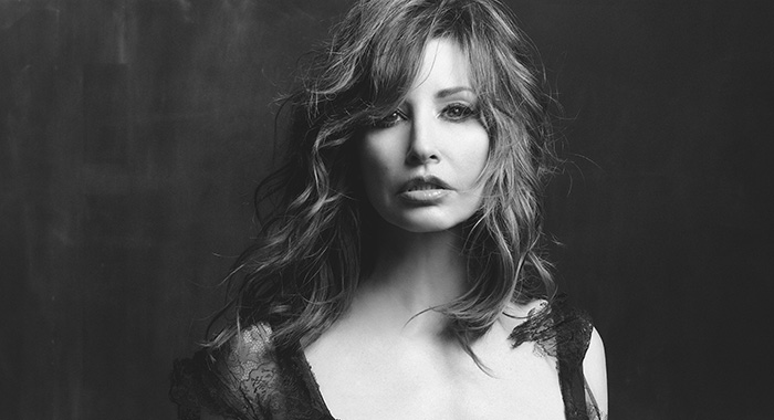 Actress Gina Gershon (Mark Seliger/Courtesy of Warner Bros. Productions)
