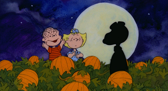 """""""IT'S THE GREAT PUMPKIN, CHARLIE BROWN"""" - This full-length version of the classic animated PEANUTS special """"It's the Great Pumpkin, Charlie Brown"""" includes the bonus cartoon, """"You're Not Elected, Charlie Brown,"""" featuring the Great Pumpkin, and will air THURSDAY, OCT. 18 (8:00–8:30 p.m. EDT), on The ABC Television Network. (©1966 United Feature Syndicate Inc.)"""