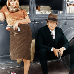 BONNIE AND CLYDE, from left: Faye Dunaway, Warren Beatty, 1967 (Warner Brothers/Seven Arts)