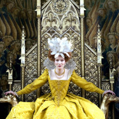 ELIZABETH: THE GOLDEN AGE, (aka THE GOLDEN AGE), Cate Blanchett as Queen Elizabeth I, 2007. ©Universal/courtesy Everett Collection