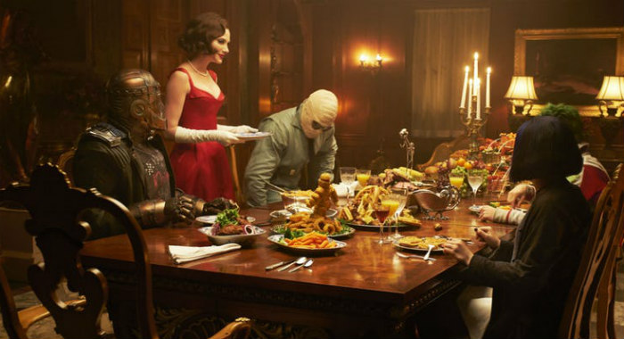 Everything You Need To Know About Dc Universe S Doom Patrol Series