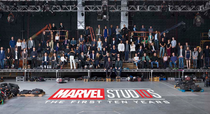 Marvel 10 Years