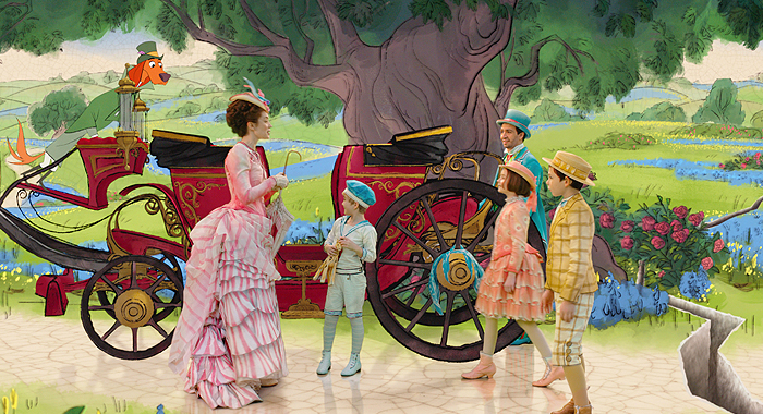Mary Poppins Returns (Walt Disney Studios)