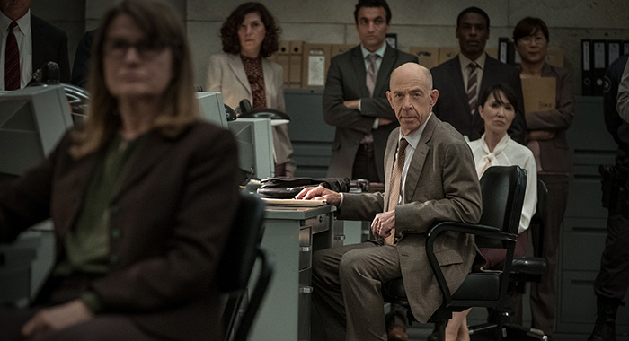 Counterpart Season 2 J.K. Simmons (Starz)