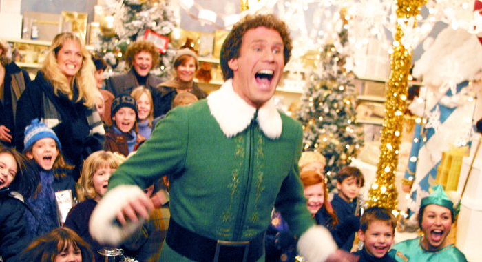 21 Most Memorable Movie Moments Santa Here I Know Him