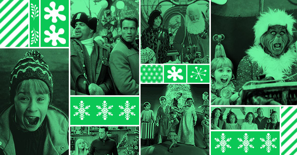 19 Rotten Christmas Movies We Love