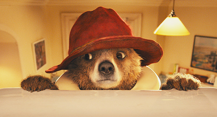 PADDINGTON, Paddington (voice: Ben Whishaw), 2014. ©TWC-Dimension/Courtesy Everett Collection