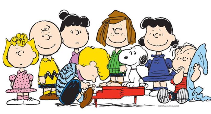Peanuts (Courtesy of DHX Media)