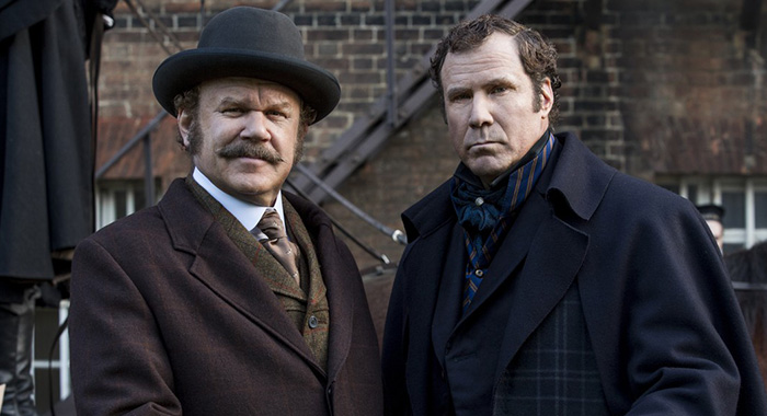 Holmes and Watson (Columbia Pictures)