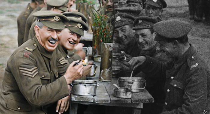 They Shall Not Grow Old (Warner Bros. Pictures)