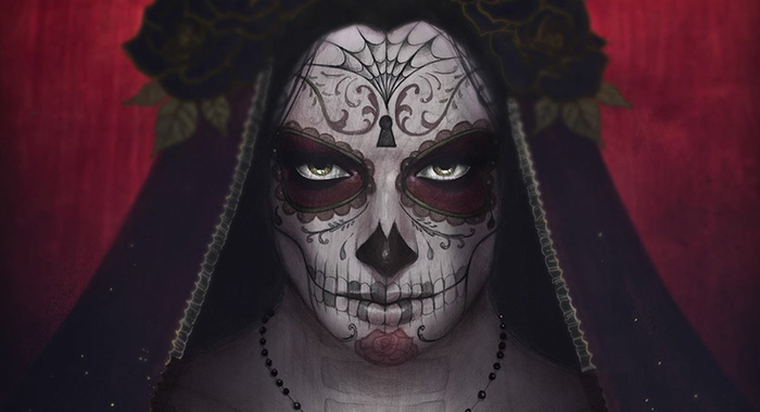 Penny Dreadful: City of Angels keyart (Showtime)