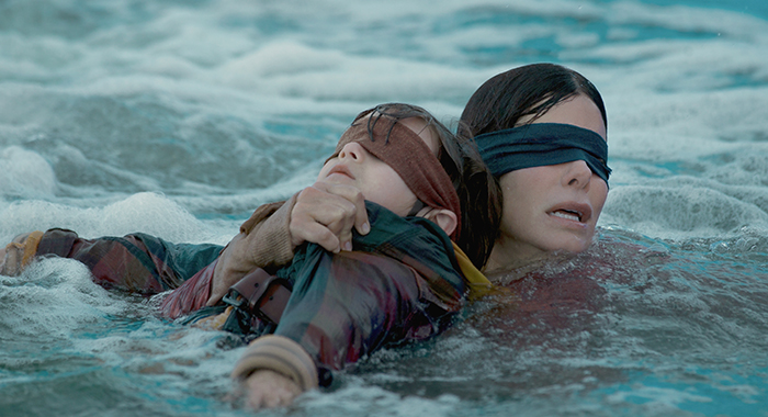 Bird Box Credit: Netflix