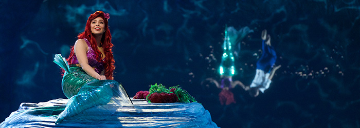 AULI'I CRAVALHO in THE WONDERFUL WORLD OF DISNEY PRESENTS THE LITTLE MERMAID LIVE! (ABC/Eric McCandless)