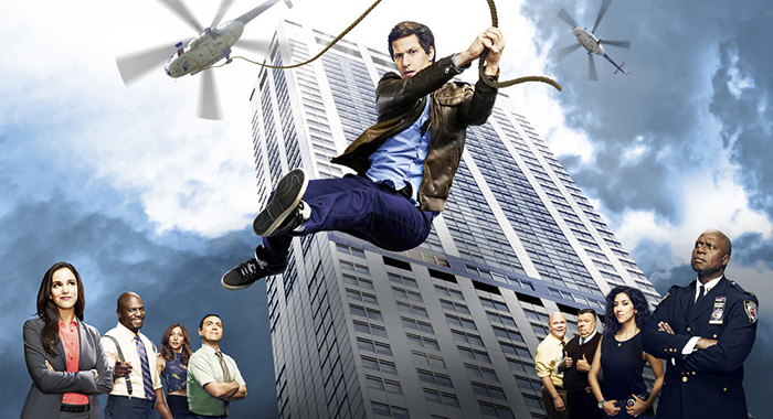 "BROOKLYN NINE-NINE -- Pictured: ""Brooklyn Nine-Nine"" Key Art -- (Photo by: NBCUniversal)"