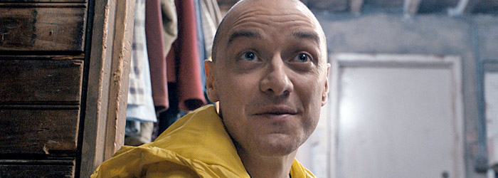 All James McAvoy Movies Ranked