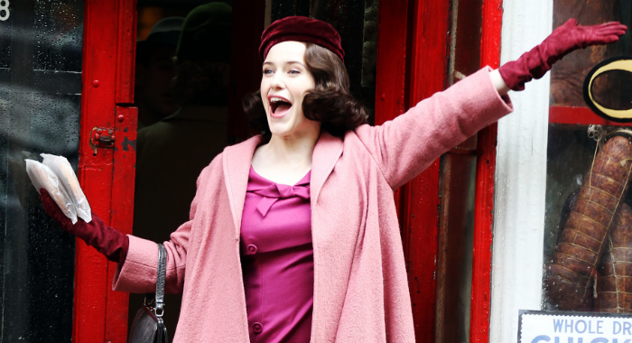 The Marvelous Mrs. Maisel Credit: Amazon Prime Video