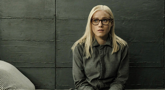 THE MAGICIANS -- Pictured: Olivia Taylor Dudley as Alice -- (Photo by: Eric Milner/SYFY)