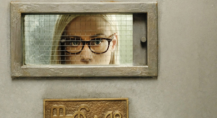 """THE MAGICIANS -- """"A Flock of Lost Birds"""" Episode 401 -- Pictured: Olivia Taylor Dudley as Alice -- (Photo by: Eric Milner/SYFY)"""