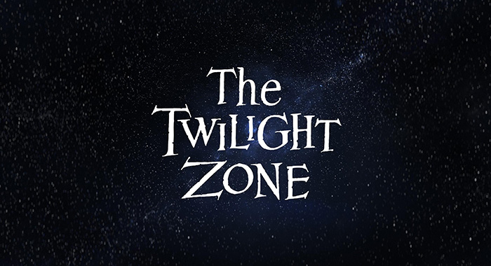 The Twilight Zone titles (CBS All Access)