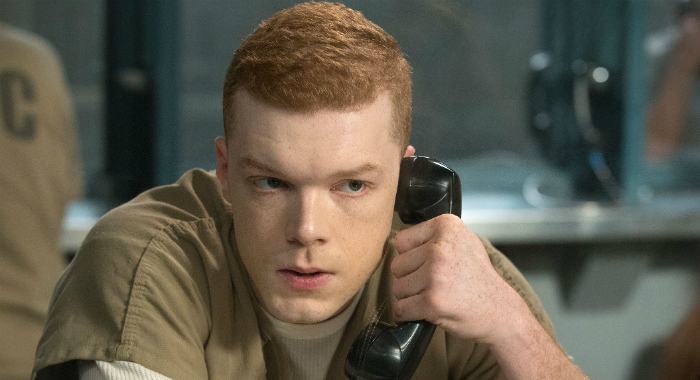 "Cameron Monaghan as Ian Gallagher in SHAMELESS (Season 9, Episode 01, ""My Penis May Have Helped Heal You""). - Photo: Paul Sarkis/SHOWTIME"
