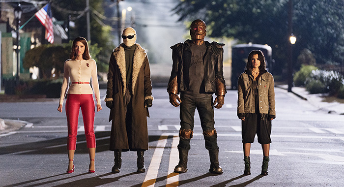 "Doom Patrol -- Ep. 101 -- ""Pilot"" -- Photo Credit: Jace Downs / 2018 Warner Bros Entertainment Inc. All Rights Reserved."