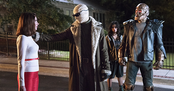 Doom Patrol -- Ep. 101C -- Photo Credit: Bob Mahoney / ©2018 Warner Bros. Entertainment inc. All Rights Reserved