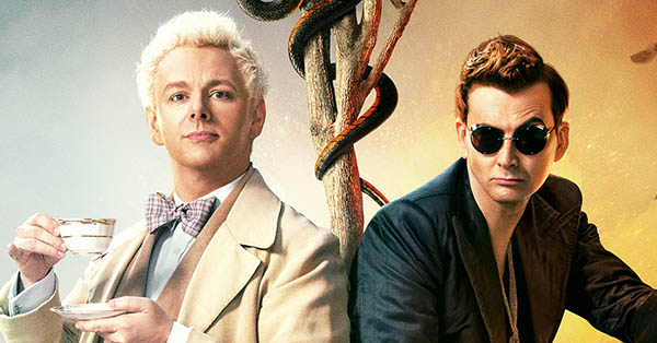 Benedict Cumberbatch Is <em>Good Omens</em>' Satan and More TV News