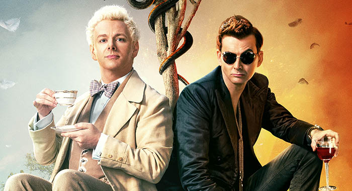 A Fine Bromance and 9 More Reasons Good Omens Makes a Great Binge