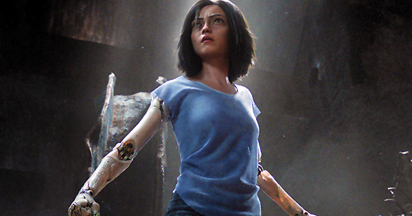 <em>Alita: Battle Angel</em> Is Style over Substance… but the Style Is Killer