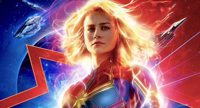 Captain Marvel 2 Is in the Works, and More News