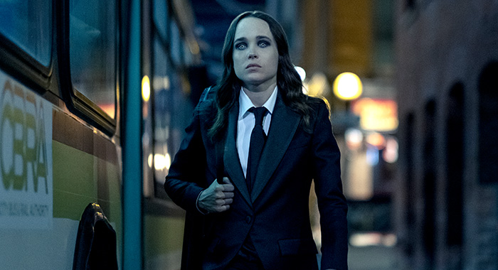 The Umbrella Academy SEASON Season 1 EPISODE 10 PHOTO CREDIT Christos Kalohoridis/Netflix PICTURED Ellen Page