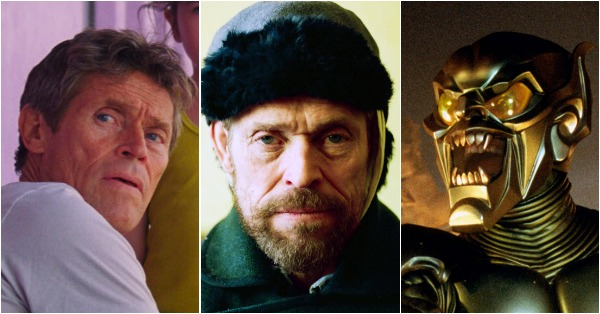 Get to Know the Nominees: Willem Dafoe For <em>At Eternity's Gate</em>