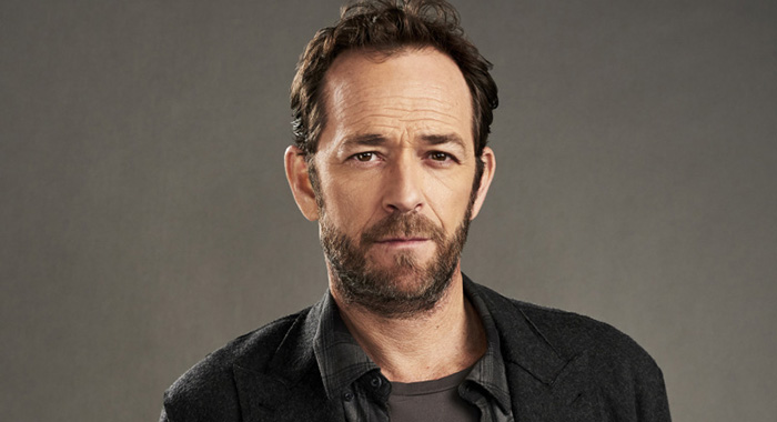 Riverdale -- Pictured: Luke Perry as Fred Andrews -- Photo: Marc Hom/The CW