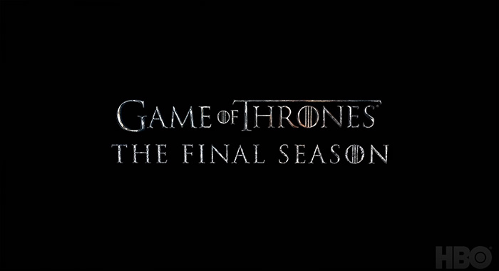 Game of Thrones season 8 trailer screencap (HBO)